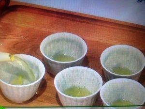緑茶のつくだ煮