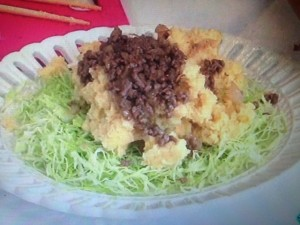ウワサの食卓 平野レミ
