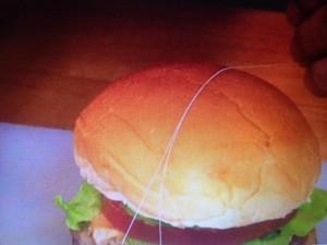 あのニュースで得する人損する人 ハンバーガー