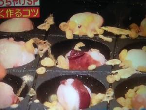 ジョブチューン たこ焼き