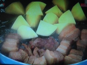 あさイチ 豚の角煮