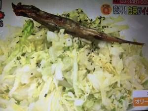 あさイチ スゴ技Q 白菜