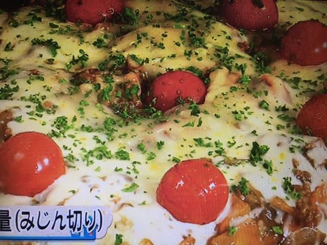 【バイキング】みきママの今日の晩ご飯~焼きカレー レシピ