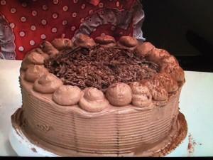 みきママ レシピ チョコレートケーキ