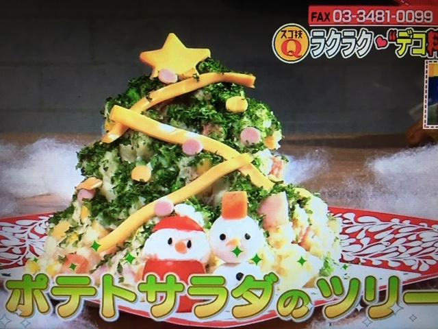 あさイチ おうちクリスマスのスゴ技!チキン・デコ料理レシピ&ウォールツリーの作り方