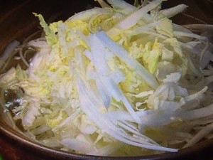 バイキング 白菜レシピ