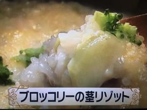 あさチャン ブロッコリー レシピ