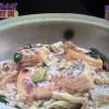 【雨上がり食楽部】卵あんとじ肉豆腐 レシピ