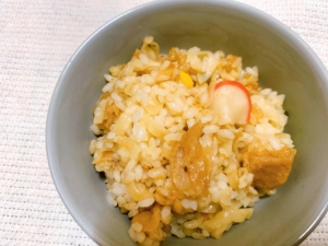 【ジョブチューン】赤いきつね炊き込みご飯&シーチキンにんじんしりしり