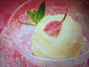 バイキング レシピ 桜アイス