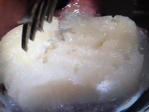 あさチャン 酢たまねぎ氷