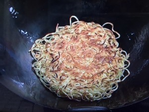 上沼恵美子のおしゃべりクッキング 高菜のあんかけ焼きそば