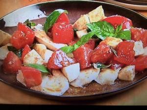 キューピー3分クッキング 鶏胸肉のソテー カプレーゼソー