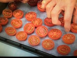 きょうの料理 セミドライトマト