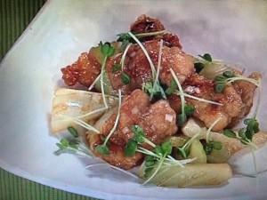 上沼恵美子のおしゃべりクッキング 鶏とセロリのピリ辛