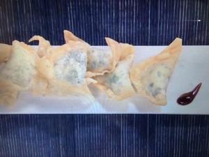 上沼恵美子のおしゃべりクッキング 豆腐と海老の揚げワンタン