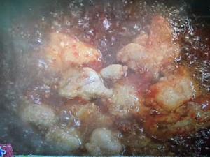 上沼恵美子のおしゃべりクッキング 鶏の酸辣煮込み