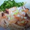 【キューピー3分クッキング】海鮮ピビンめん・にら玉うどん レシピ