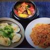 男子ごはんレシピ!韓国の水餃子 マンドゥ・豚肉とのりのチャプチェなど