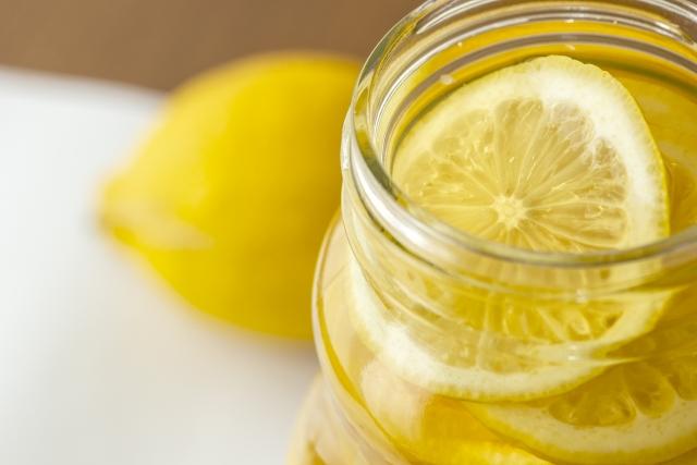 あさチャン レモン酢 作り方 画像