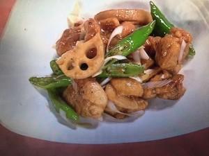 上沼恵美子のおしゃべりクッキング 鶏と蓮根の柚子胡椒焼き