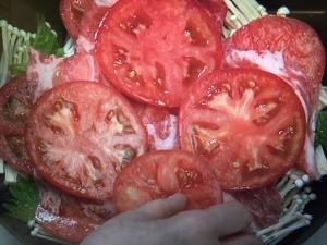 きょうの料理ビギナーズ トマトと豚肉の重ね蒸し