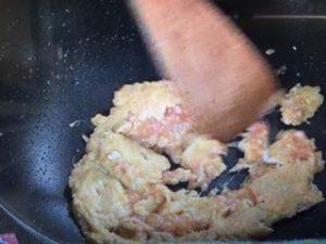 上沼恵美子のおしゃべりクッキング 鶏挽肉のレタス包み