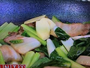 モコズキッチン ベトナム風豚バラと小松菜のスープ 画像