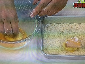 あさイチ レシピ ハムとポテトの揚げ焼き 画像
