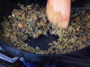 きょうの料理 ドライカレー