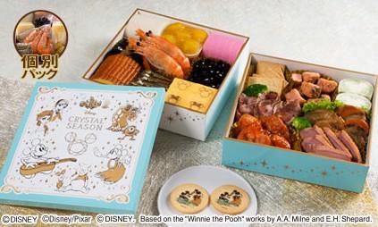 おせち料理2017 ディズニー 画像