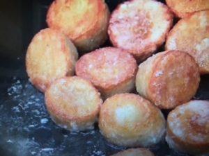 3分クッキング レシピ 豚肉と里芋の竜田焼き