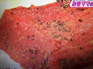 みきママレシピ ローストビーフ丼