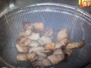 きょうの料理 長芋と豚バラの炒め煮
