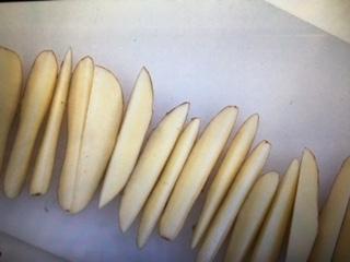 きょうの料理ビギナーズ フライドポテト