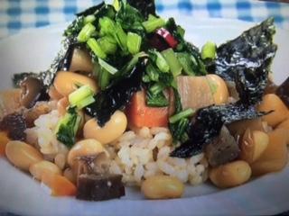 きょうの料理 五目豆
