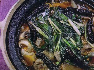 あさイチ 牛肉と白菜の四川風鍋