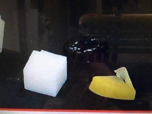 あさイチ 餅と黒豆入り和風ホットケーキ