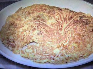 きょうの料理 切り干し大根の卵焼き