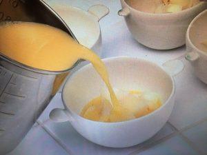 きょうの料理 餅入り茶碗蒸し