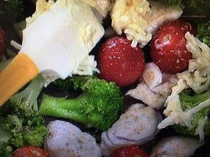 きょうの料理ビギナーズ ブロッコリーとささ身のマヨグラタン