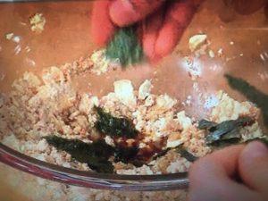 ステナイおばさん レシピ かきフライ