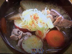 きょうの料理ビギナーズ 豚汁