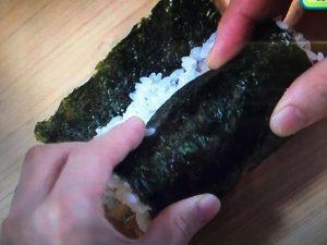 ガッテン 巻き寿司