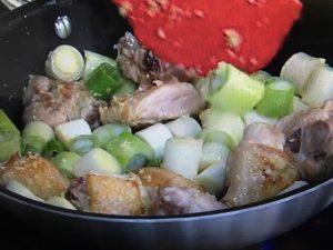 きょうの料理 ジンジャーチキンカレー