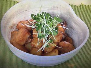 上沼恵美子のおしゃべりクッキング ジャガイモと豚肉の煮っころがし