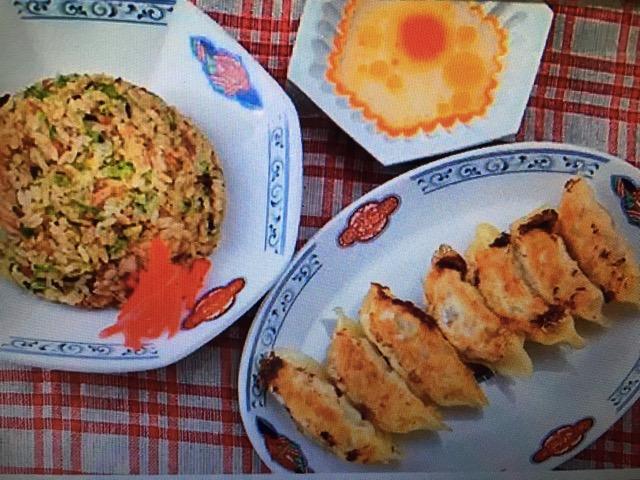 男子ごはんレシピ!かつおのなまり節チャーハン&エビ餃子