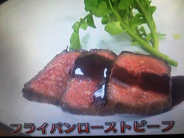 【きょうの料理ビギナーズ】手羽元ローストチキン&フライパンローストビーフ レシピ