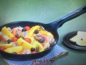 【きょうの料理ビギナーズ】フライパンパエリア&ミックスフライ レシピ