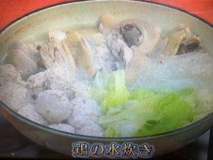 【きょうの料理ビギナーズ】鶏の水炊き&すき焼き レシピ